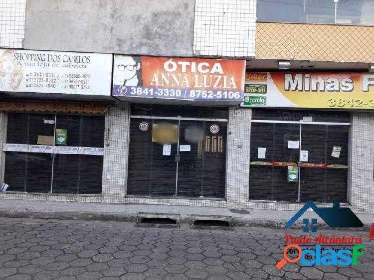 Loja comercial centro coronel fabriciano - cod 101