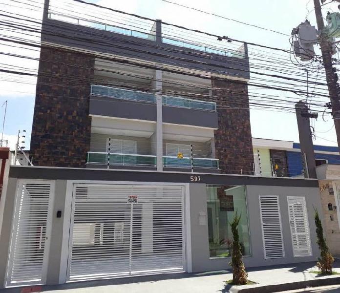 Apartamento 2 dormitórios (1suite) - 1 vaga - vila américa