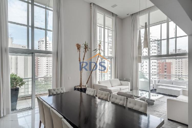 Apartamento para alugar no moema - são paulo, sp. im165428