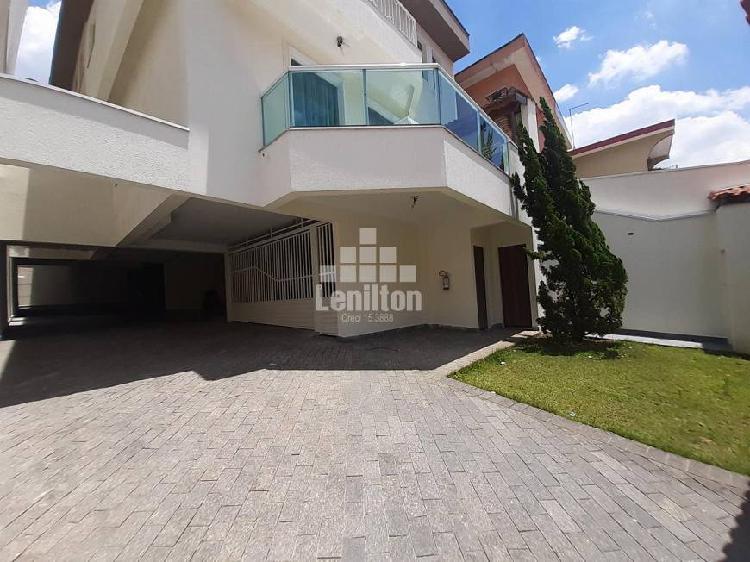 Casa em condomínio para venda em santo andré, vila