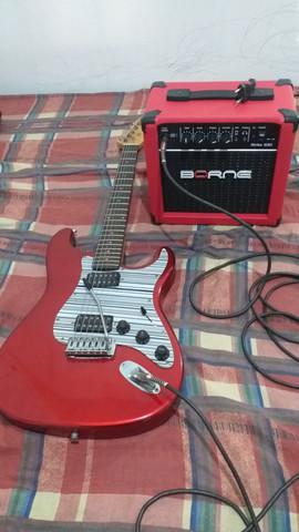 Cubo para guitarra borne strike g30