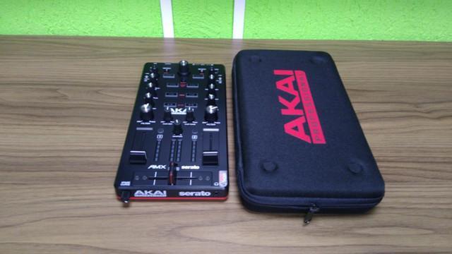 Mixer amx akai - com beg original - estado de novo