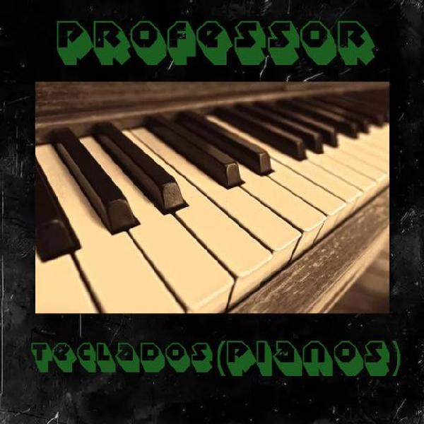 Professor teclados(piano)
