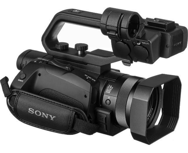 Sony hxr mc88 full filmadora hd