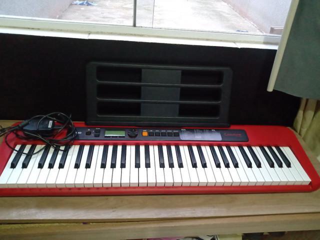 Teclado musical - casio ct-s200