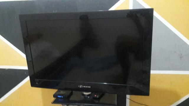 Tv 32 full hd + tvbox tx mini 3 32gb 4gb ram