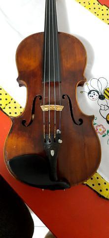 Violino antigo alemão strad
