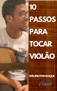 Aulas de violão online   10 passos para tocar violão