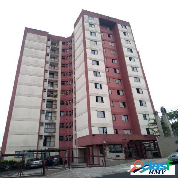 Apartamento com 2 dormitórios à venda, parque terra nova ii - são bernardo do campo/sp