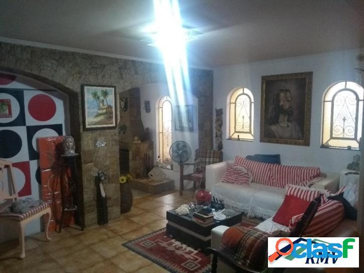Sobrado com 3 dormitórios à venda, 270 m² - parque terra nova - são bernardo do campo/sp