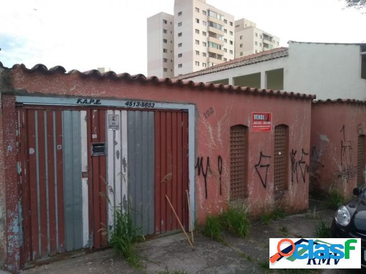 Terreno no Centro de São Bernardo, localização privilegiada. 1