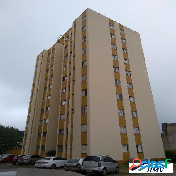 Apartamento com 2 dormitórios à venda, 55 m² por r$ 250.000 - demarchi - são bernardo do campo/sp