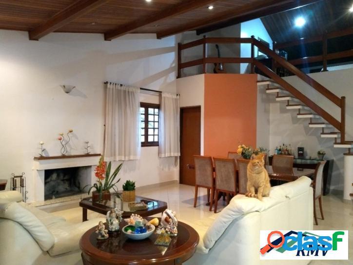 Casa com 3 dormitórios à venda, 253 m² - riacho grande - são bernardo do campo/sp