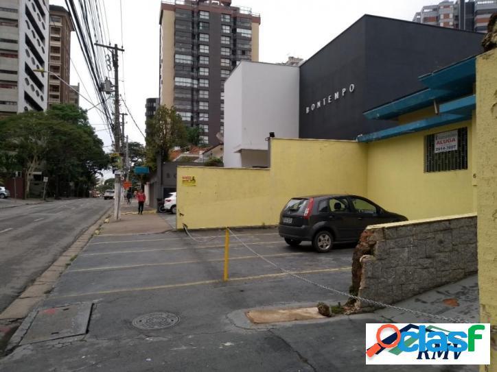 Casa comercial para alugar, 500 m² por r$ 23.000/mês - jardim - santo andré/sp