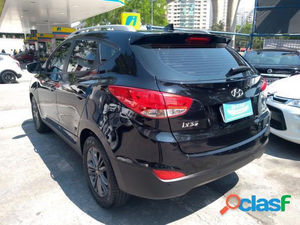 Hyundai ix35 gl 2.0 16v 2wd flex aut. preto 2018 2.0 flex