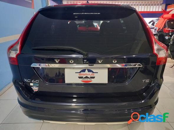 Volvo xc 60 t-5 kinetic 2.0 245cv fwd 5p azul 2016 2.0 gasolina