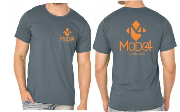 10 camisetas personalizadas malha fria pv uniforme empresa