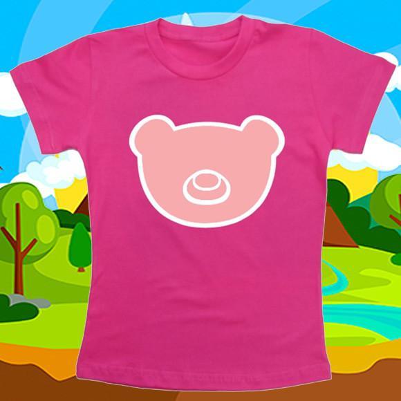 Camiseta infantil aventureira rosa luccas neto