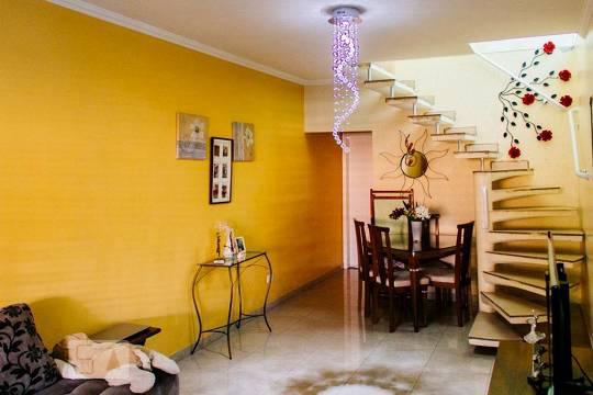 Casa para aluguel - centro, 4 quartos, 180 - diadema