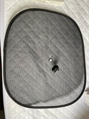 Protetor solar de carro