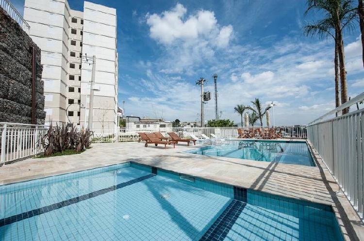 Apartamento de 3 dormitórios de 61m2 na vila augusta