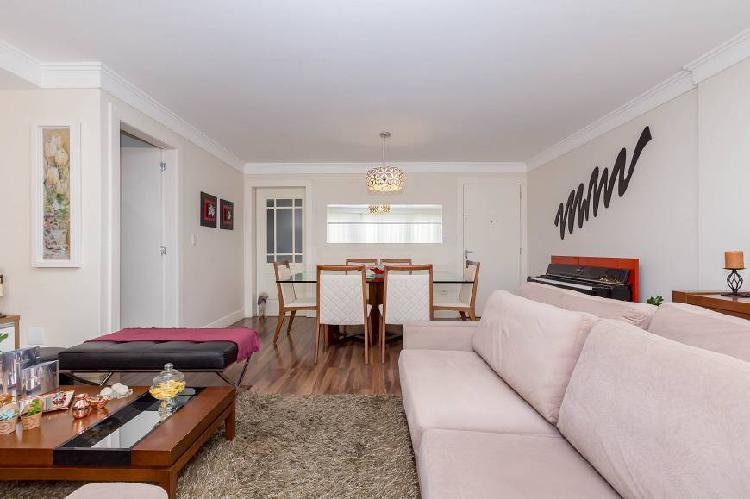 Apartamento à venda com 2 quartos e 2 vagas - água verde,