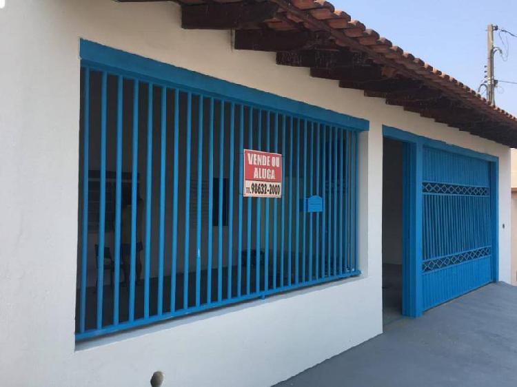 Casa para venda em bauru, núcleo habitacional nobuji