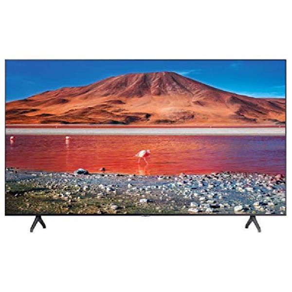 "Smart TV Samsung 55"" LED LH55BETHVGGXZD Preto Crystal 4K"