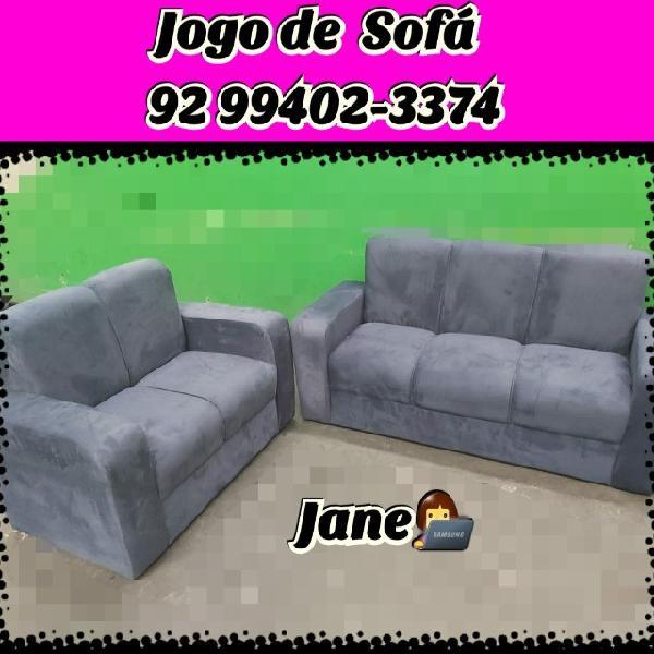 Conjunto de sofá juruá