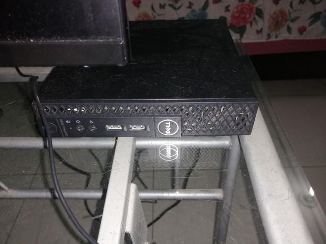 Dell optiplex mini 3050 - i3 de 7a geração