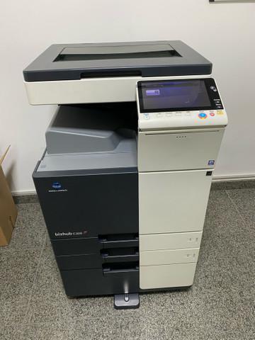Impressora konica minolta c 308