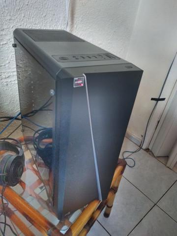 Pc gamer completo + cadeira gamer gratis