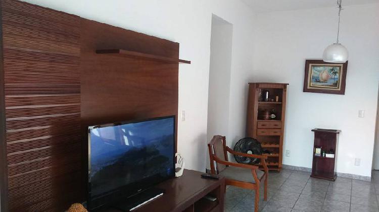 Apartamento 60 m2 com sala, cozinha, dois quartos, dois