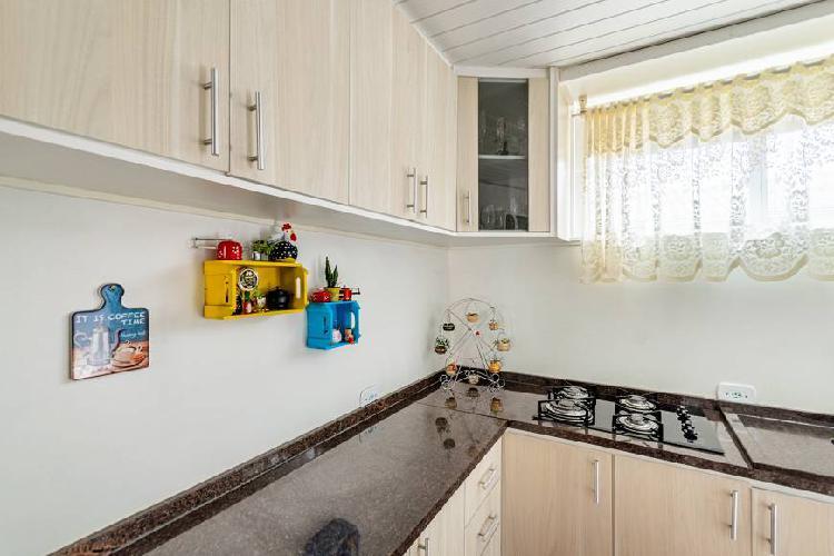 Apartamento com 3 quartos à venda em santa felicidade,