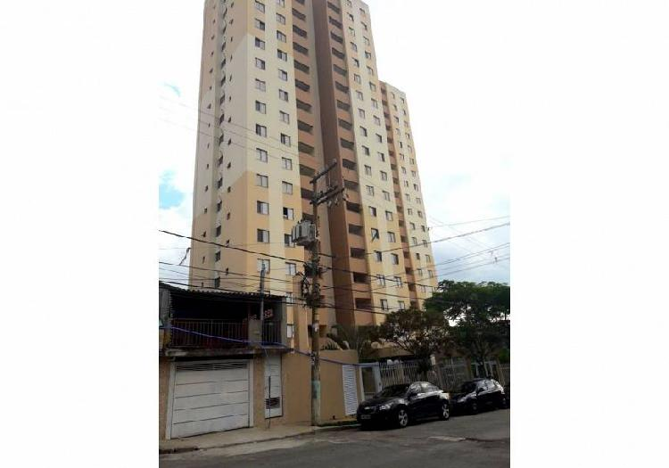 Apartamento para venda possui 54 metros quadrados com 2