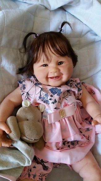 Bebê reborn juliana
