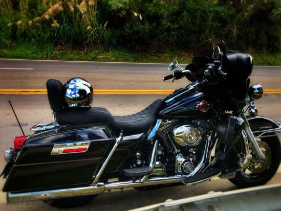 Harley-davidson - electra glide classic