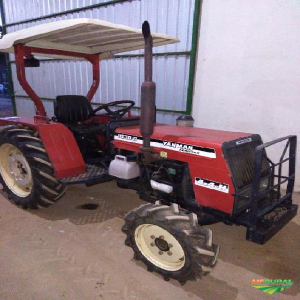 Trator yanmar 4x4 ano 09