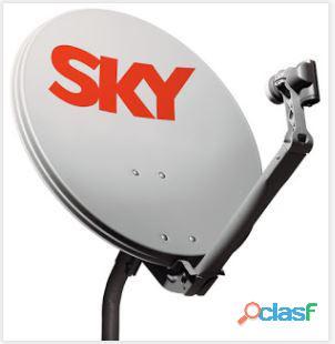 Instalador de tv a Cabo Sky e UHF. 1
