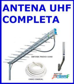 Instalador de tv a Cabo Sky e UHF. 2