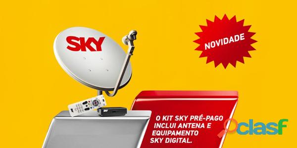 Instalador de tv a Cabo Sky e UHF. 6