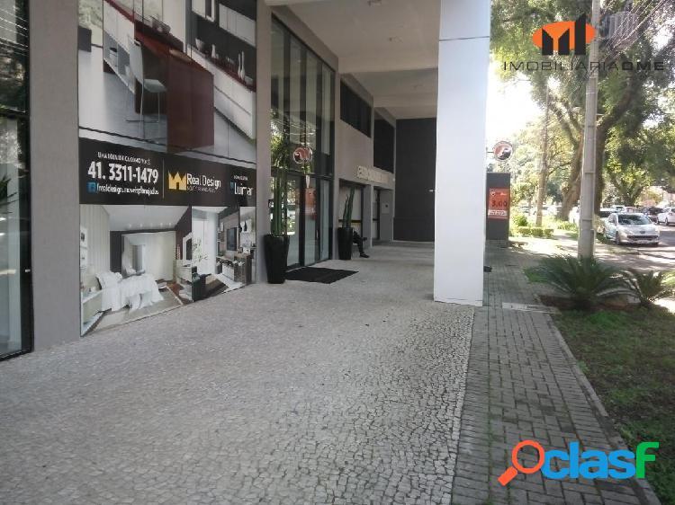 ䷶sala comercial à venda, avenida paraná offices boa vista - curitiba