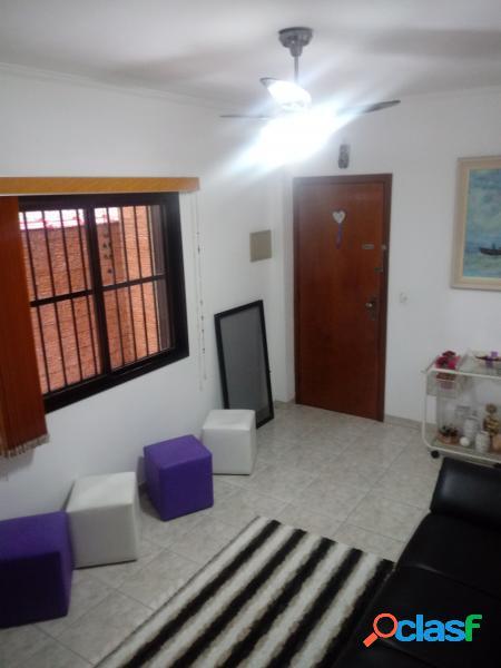 Ed. São Domingues - Apartamento com Área Privativa em Praia Grande - Ocian por 280.000,00 à venda