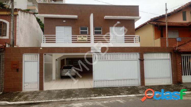 Res. Benevento - Casa em Condomínio em Praia Grande - Guilhermina por 200.000,00 à venda