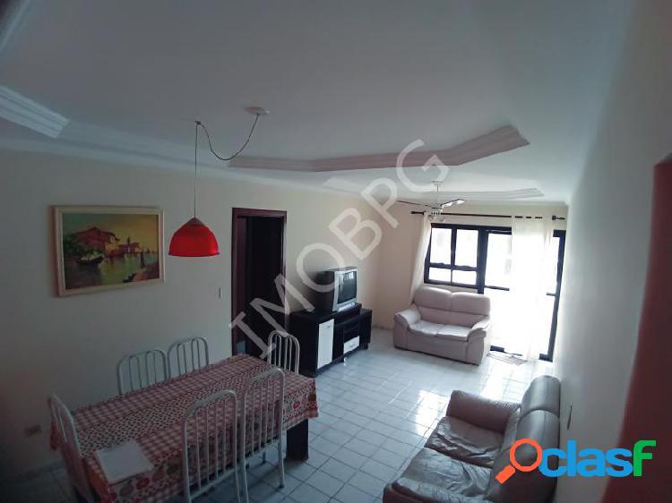Res. Guilhermina Ferreira - Apartamento com 2 dorms em Praia Grande - Guilhermina por 270.000,00 à venda