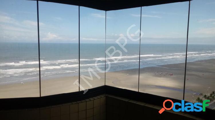 Res. Pegasus - Apartamento com 3 dorms em Praia Grande - Guilhermina por 320.000,00 à venda