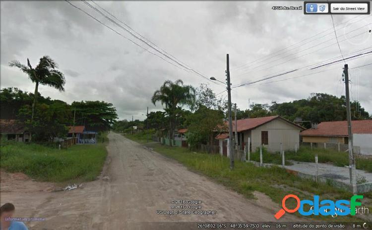 Terreno - venda - itapoá - sc - palmeira