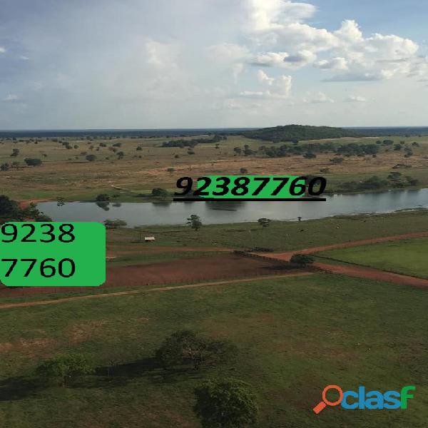 7.200 Alqs Otima Logística Água e Terra Cocalinho MT 2