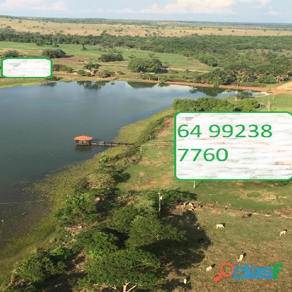 7.200 Alqs Otima Logística Água e Terra Cocalinho MT 3