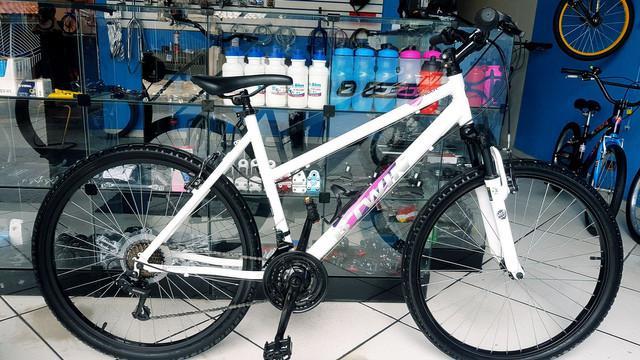 Bicicleta aro 26. b twin. # estado de nova #